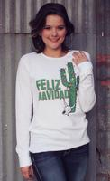 Original Cowgirl Clothing: A Thermal Feliz Navidad Unisex