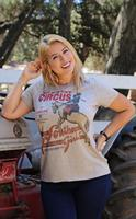 Original Cowgirl Clothing: Tee Wild West Circus