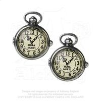 Alchemy Cufflinks Steampunk: Uncle Albert's Timepiece Cufflinks