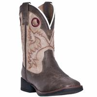 Children's Dan Post Boots Laredo Western Boots: Children's Collared Style 8.5-3.0