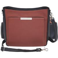 Concealed Carry Crossbody Shoulder Bag Slim Wallet