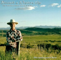 SALE CD Doris Daley Poetry: Beneath a Western Sky, Radio Guest SALE