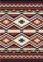American Dakota Rug: Voices Collection Diamond Rio 4X5 Drop Ship