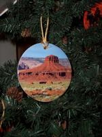 TXLC Custom Tile Porcelain Ornament Doreman Burns: Country Sunshine Special Order