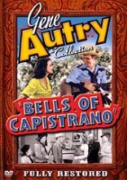 ZSold DVD Singing Cowboy Gene Autry: Bells of Capistrano SOLD