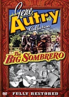 ZSold DVD Singing Cowboy Gene Autry: The Big Sombrero SOLD