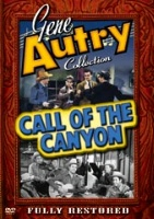 ZSold DVD Singing Cowboy Gene Autry: Call of the Canyon SOLD OUT