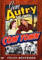 ZSold DVD Singing Cowboy Gene Autry: Cow Town SOLD