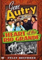 ZSold DVD Singing Cowboy Gene Autry: Heart of the Rio Grande SOLD