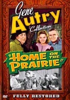 ZSold DVD Singing Cowboy Gene Autry: Home on the Prairie SOLD