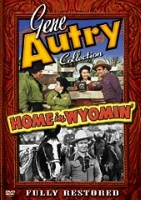 ZSold DVD Singing Cowboy Gene Autry: Home in Wyomin' SOLD