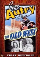 ZSold DVD Singing Cowboy Gene Autry: The Old West SOLD