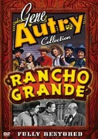 A DVD Singing Cowboy Gene Autry: Rancho Grande