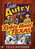 ZSold DVD Singing Cowboy Gene Autry: Robinhood of Texas SOLD