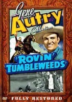 A DVD Singing Cowboy Gene Autry: Rovin' Tumbleweeds