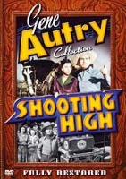 ZSold DVD Singing Cowboy Gene Autry: Shooting High SOLD