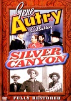 ZSold DVD Singing Cowboy Gene Autry: Silver Canyon SOLD