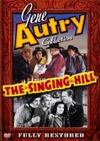 ZSold DVD Singing Cowboy Gene Autry: The Singing Hill SOLD