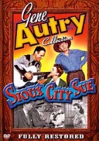 ZSold DVD Singing Cowboy Gene Autry: Sioux City Sue SOLD