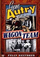 A DVD Singing Cowboy Gene Autry: Wagon Team