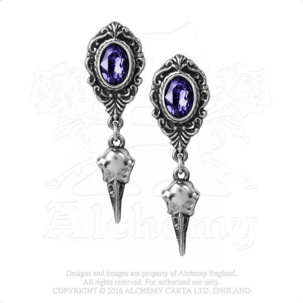 Alchemy Earring Gothic: My Soul From The Shadow