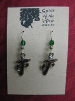 Spirit of the West Earring: Cactus