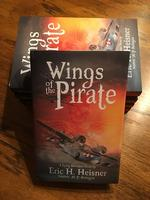 BKFCT Eric H. Heisner and Al P. Bringas: Wings of the Pirate