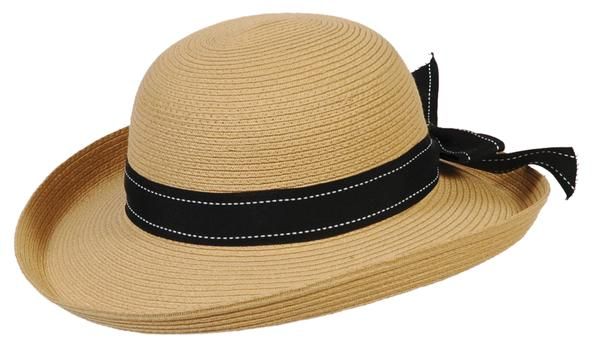 Conner Handmade Hats Beach & Resort: Toyo Straw Grace Fashion Toast One Size