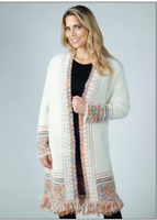 Ladies' Venario Cardigan Sweater: Fay