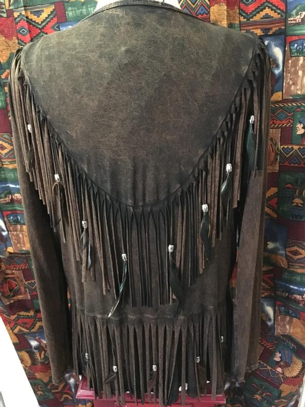 A Pat Dahnke Signature Collection Distressed Feather And