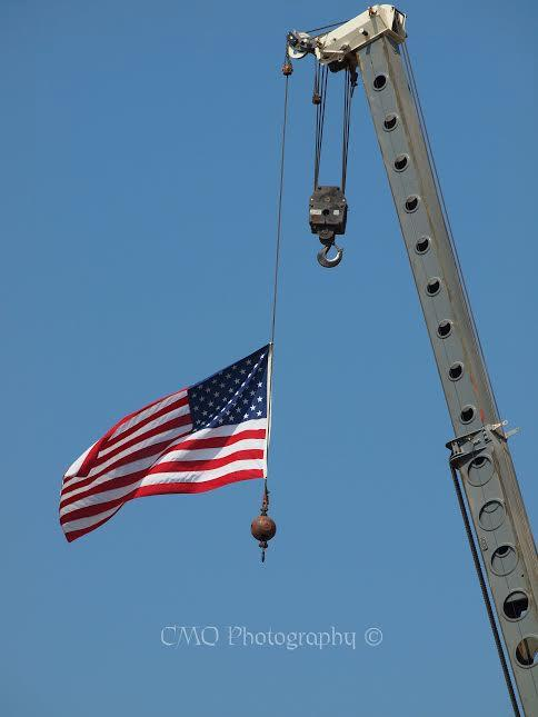 Art Photographer Cindy Quigley A Hanging Flag Past