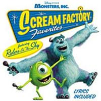 SALE CD Riders In The Sky: Monster's, Inc. Scream Factory Favorites, Radio Guest SALE