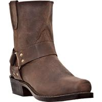 Men's Dan Post Boots Dingo: Harness A Rev-Up Gaucho Snoot Toe