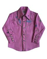 Rockmount Ranch Wear Children's Vintage Western Shirt: A Enjoy The Ride Backordered