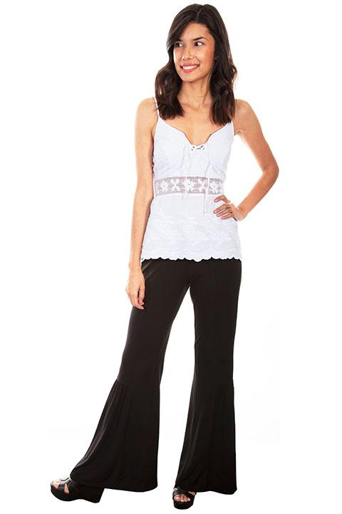 Scully Ladies' Honey Creek Collection Pant: Bell Bottom