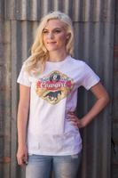 Original Cowgirl Clothing: Tee High Class Cowgirl XS-4XL