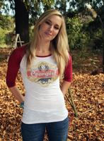 Original Cowgirl Clothing: Tee Baseball High Class Cowgirl