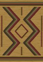American Dakota Rug: Voices Collection Hour Glass Fall 8x11 Drop Ship