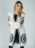 Ladies' Venario Caridgan Sweater: Jaime
