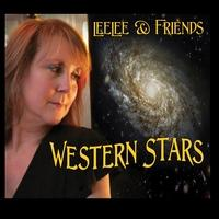 SALE CD LeeLee and Friends: Western Stars, Around the Barn Radio Guest SALE