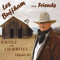 SALE CD Les Buffham: Writes and Co-Writes Volume 3, SCVTV Concert Series SALE
