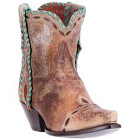 Ladies' Dan Post Boots Western Fashion: Livie Tan