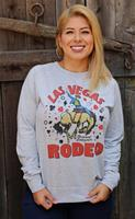 Original Cowgirl Clothing: A Tee Pullover Las Vegas Rodeo