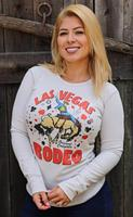 Original Cowgirl Clothing: A A Thermal Las Vegas Rodeo Unisex