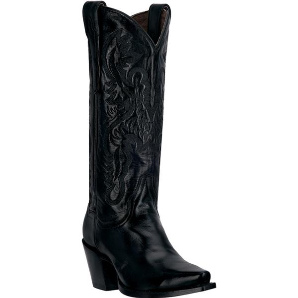 Ladies' Dan Post Boots Western Fashion: Maria Mignon Black