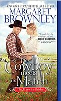 BKFCT Margaret Brownley: Cowboy Meets Him Match, Radio Guest