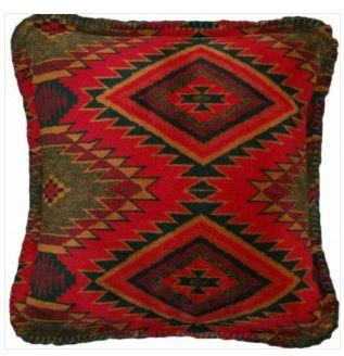 Denali Western Collection Navaho Wind Reverse Pine Throw