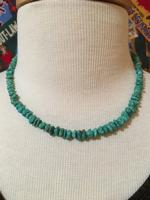 A Two Grey Hills: Blue Turquoise Medium Chips Set DEAL