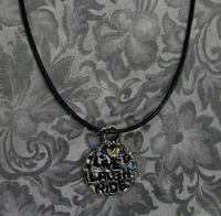Cowgirl Heart Jewelry: Live Laugh Ride