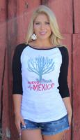 Original Cowgirl Clothing: Tee Baseball New Mexico